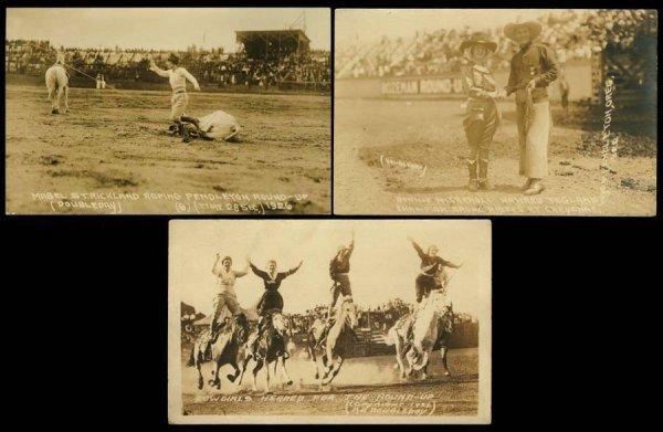 1319: Cowboy Western Motif