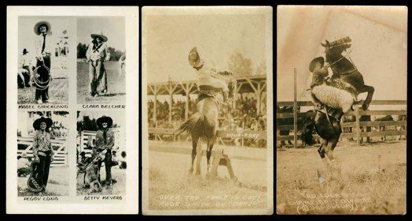 1320: Cowboy Western Motif