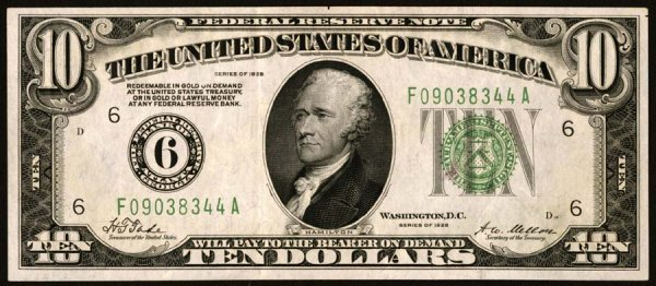 211A: Federal Reserve Bank Notes