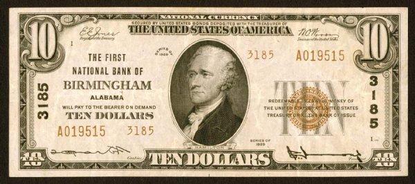 1602: Alabama    Birmingham,FirstNB,3185    Fr.18