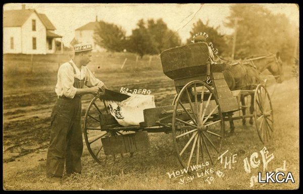 1441:     RPPC Ice Delivery     Comical and one of a ki
