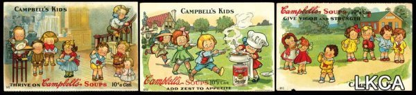 2606:     Campbell's Soup by Weiderseim     Four great