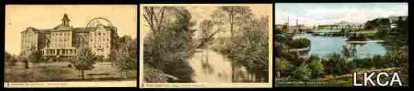 3308:     Box�Lot�Early�Tuck�Views,�OH,�PA,�WV,�NY,�MA,