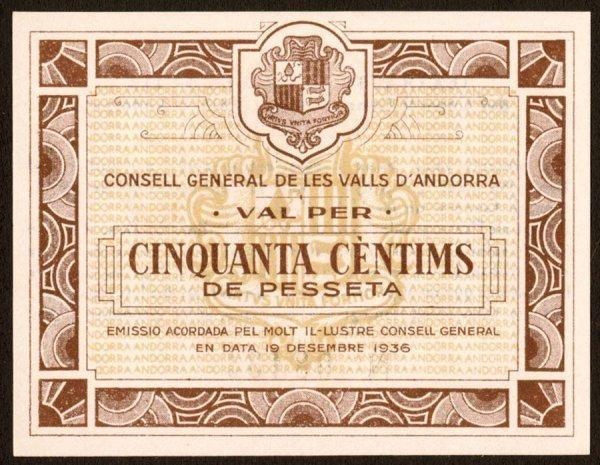 1003: Andorra, ConsellGeneraldelesVallsd'Andorra