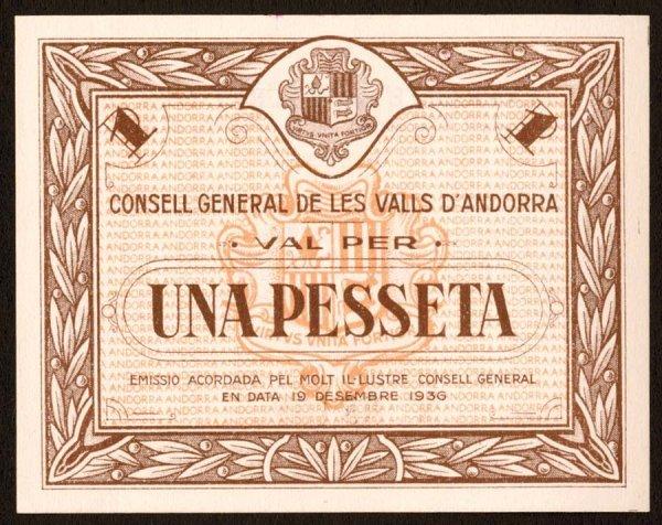 1004: Andorra, ConsellGeneraldelesVallsd'Andorra