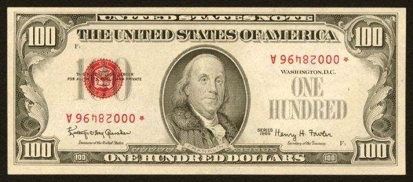1382: Legal Tender   $1001966*Invert   WhenI