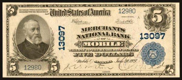2003: Alabama- Mobile,MerchantsNB,13097