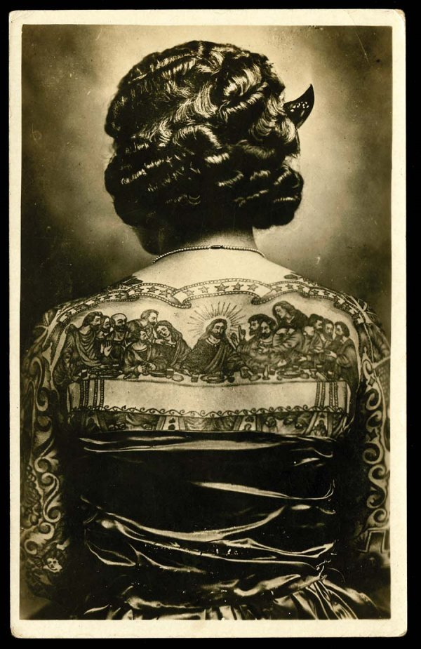 27A: Best Miscellaneous, TattooedLady, Ladywithan