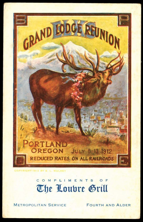 971A: Printed, Advertising, Early, GrandLodgeReuni