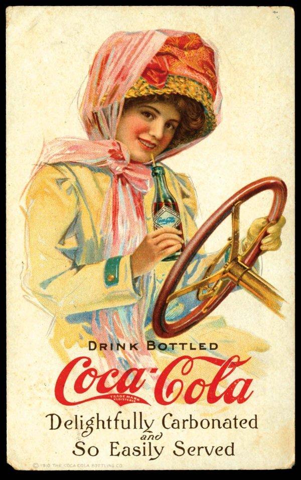 978A: Printed, Advertising, Early, RareCocaCola,