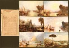 1067A: Printed , Animals , Tuck Elephants at Work , Set