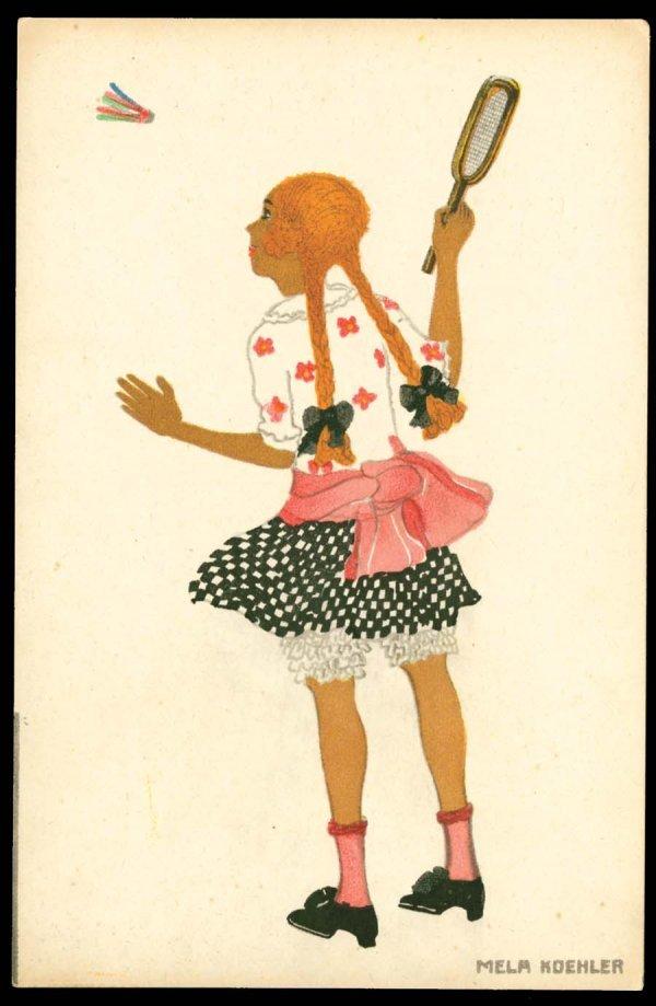 1135A: Printed, Artist Signed – Illustrators, Koehler