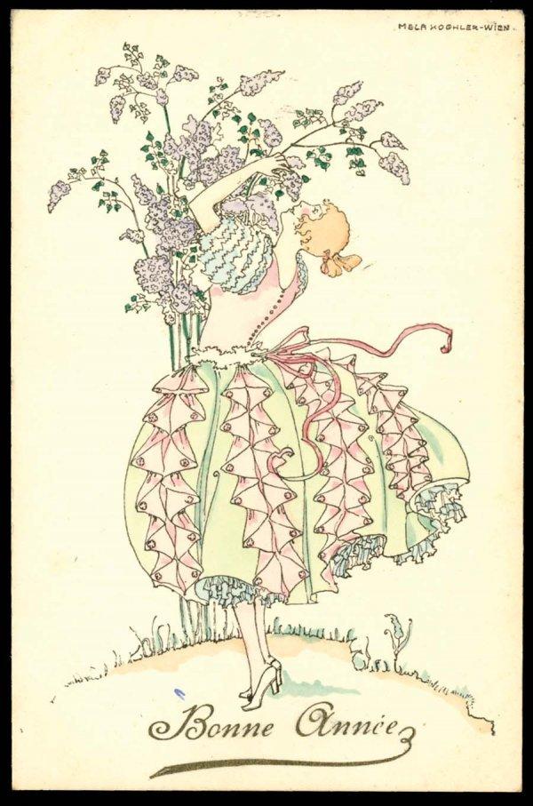 1138A: Printed, Artist Signed – Illustrators, Koehler