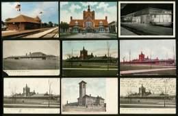 2434A: Transportation , Trains, Railroads , Railroad De