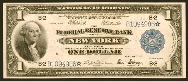 12: FRBN- Fr.713*$11918NewYork