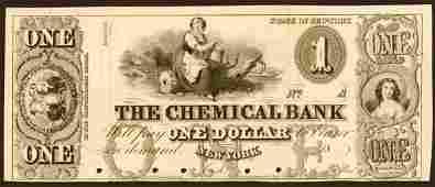 1033: NY- G80����$1����Chemical�Bank,�New�York�
