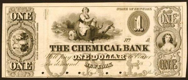 1033: NY- G80$1ChemicalBank,NewYork