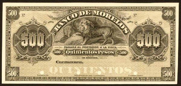 6373: Mexico - BancodeMorelos