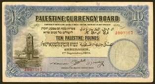 6410: Palestine� - Palestine�Currency�Board�