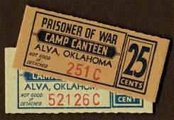 6571: United States - POW Alva, Oklahoma