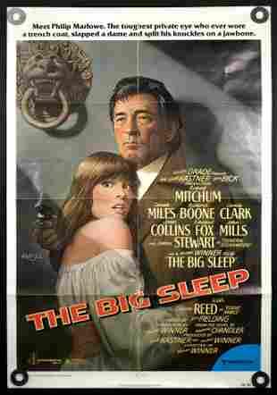 The Big Sleep Movie Poster