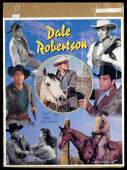 Dale Robertson Autographed Movie Poster