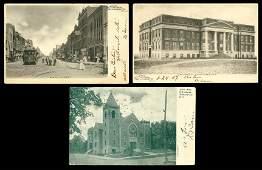 Oklahoma Territory Postcards