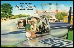 849: Rare�Fly-In�Drive-In,�Elwood,�IN�