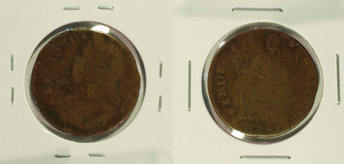 1778 Connecticut Copper