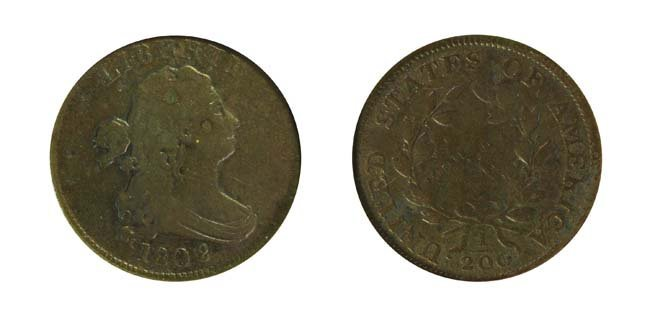 1802/0 1/2 Cent