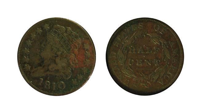 1810 1/2 Cent