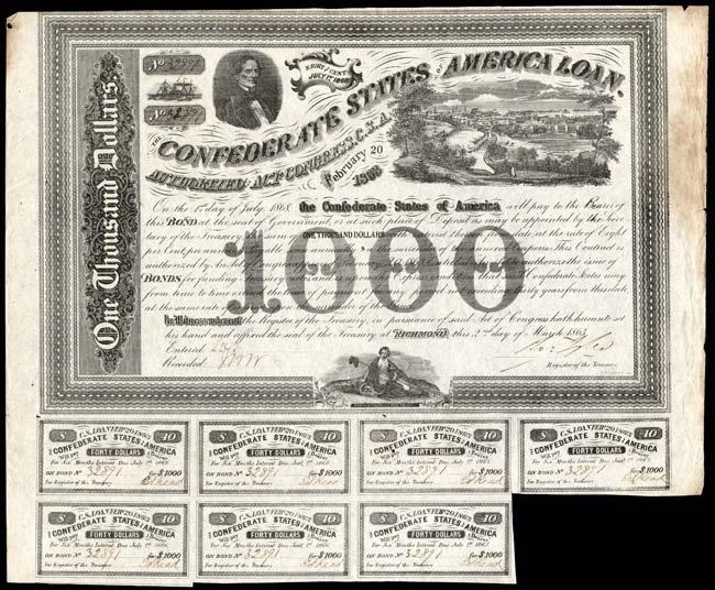 Confederate Items