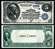National Bank Notes ; Utah