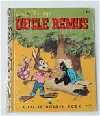Uncle Remus A Little Golden Book circa 1947