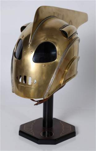 Disney The Rocketeer Master Replicas LE Helmet