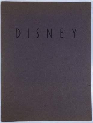 A Retrospective Exhibition of the Walt Disney Museum