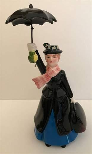 Disney Vintage Mary Poppins Figurine