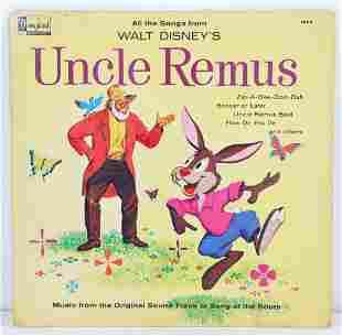Walt Disney's Uncle Remus Music Album