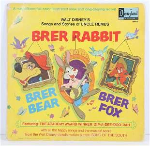 Walt Disney's Songs and Stories of Uncle Remus Purple