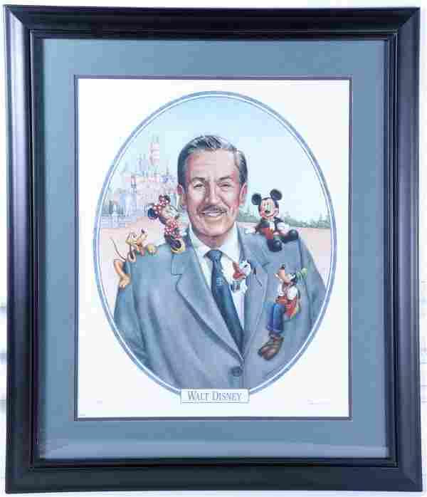 "Disneyland ""Walt Disney"" Cast Member 100th Anniversary"