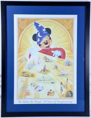 """Disneyland """"We Make the Magic: 50 Years of"""