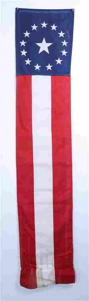 Disneyland American Colonial Flag Prop I
