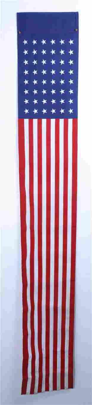 Disneyland American Early 20th Century Flag Prop