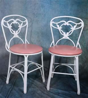 Disneyland Plaza Inn Restaurant Park Prop Chairs