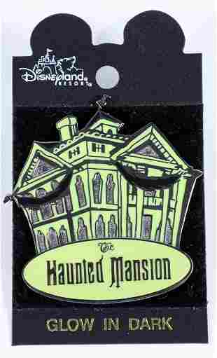 Haunted Mansion Nightmare Before Christmas Pre-opening