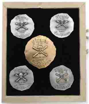 Disneyland Pirates of the Caribbean Doubloons