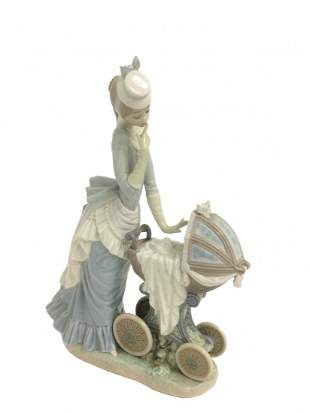 Lladro Baby Outing # 4978