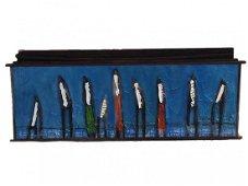 William Debilzan (American) Oil on Canvas - Out and