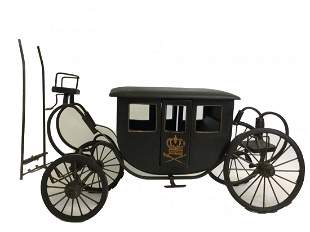European Royal Coach Model