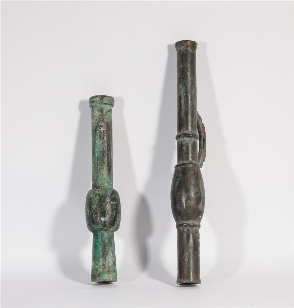 Two Fire Guns Ming Dynasty